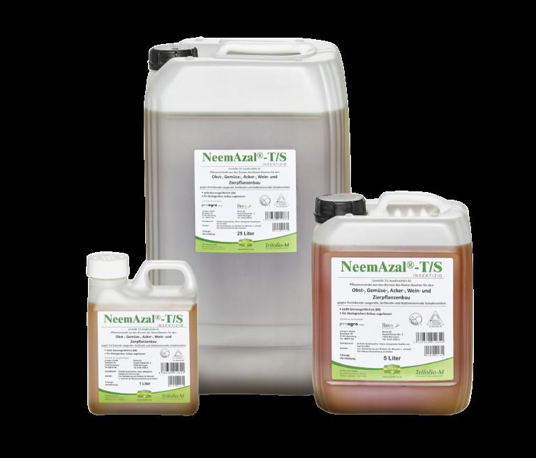 Trifolio-M NeemAzal®-T/S Produkte