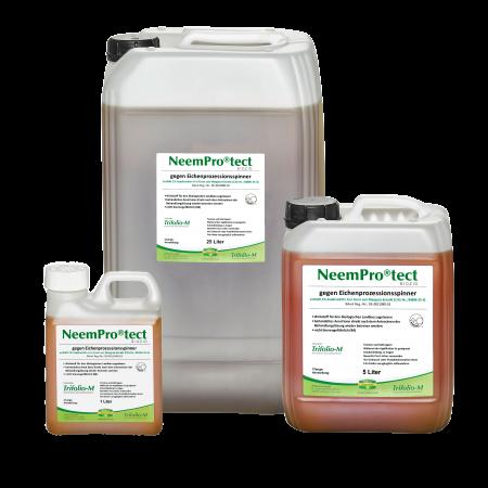 Trifolio-M NeemPro®tect gegen Eichenprozessionsspinner